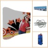 Unique Tension Fabric Wall with dye-sublimation printing