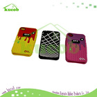 Mobile phone protecting sleeve / cell phone cover