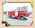 Top design Famous Dongfeng 6*4 telescopic fire truck