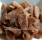 Dried ginger ~ Brown sugar giner(cubes)