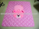 Baby mat with cushion cover
