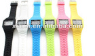 LED JELLY SILICON Band sport WATCH