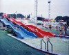 Fiberglass Water Slide/Families Water Slide