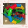 roller wheel inflatable
