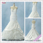 0118-1hs Charming Princess Purple And White Wedding Dress