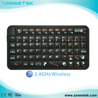 Ultra Mini 2.4G Wireless Fly Mouse Keyboard