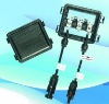 waterproof cable junction box PV-TH1110-2