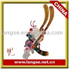 Craft of Chinese shadow puppets for home decoration