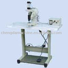 Full automatic four claws nail riveting machine