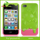 2012 melt ice cream phone case for iphone 4S