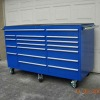 TB-2572 72''Steel Tooling Cabinets