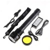 rechargeable batery 35W HID Torch Flashlight