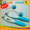 New arrival!2012 electronic digital calorie cordless jump rope