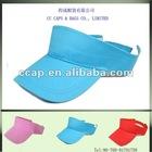 fashion summer wide brim sports sun visor caps ccap-0328