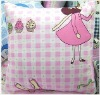 Pink princess cushion/Lovely cushion