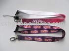 2011 Fashion Polyester Lanyard Belt