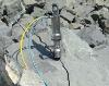 Hydraulic stone breaker