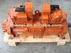 Kobelco SK200-6E Pump Replacement