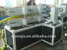 conical double screw pipe making machine