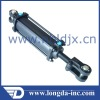 2500PSI Double acting tie rod hydraulic cylinder