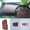 wpc exterior decking board materials
