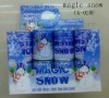 hot selling for holiday magic fake instant snow