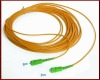W-TEL optical fiber amp patch cord for cat6 UTP