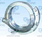 "CONCRETE PUMP DELIVERY LINE PARTS 5.5"" Quick Lock Clamp"