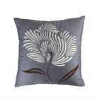 Beautiful Fashion soft embroidery decorative cushion