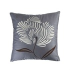 Beautiful Fashion soft embroidery decorative cushion