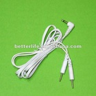 2.5mm Head Two-in-one Tens Lead Wire,Contact Needle Electrode Wire For Tens Unit or Digital Therapy Machine