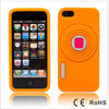 Factory design fashionable silicone case for phone