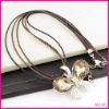 fashion alloy pendant necklace
