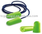 Prevent noise safety earplugs with CE certification