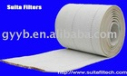 air slide fabrics for silo