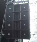 line array concert sound system