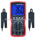 HP4000 Double clamp digital phase meter