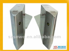 2012 hot sale flap barrier gate for scenic spots