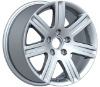 16inch silver alloy wheels for cars