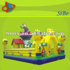 GMIF-13 jumping castle for play,children play item,inflatable castle for sell