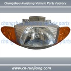 motorcycle parts motorcycle head lamp motorcycle front lamp for HONDA C100 BIZ SMASH