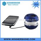 2013 hotsale Hamburger design mini speaker