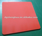 Silicone rubber pad for heat transfer machine ,high temperature silicne rubber pad