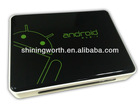 Android 4.0 TV Box with HDMI 1.4+DVB-T receiver
