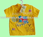 Supply OEM baby T-shirt 060 baby wear