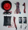2012 Car alarm systems with 4 button transmitter