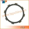 Y100 Motorcycle clutch disc (clutch plate)