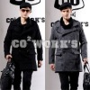 2012 European style fashion man coat