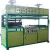 double working station thermoforming machine