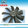 fan and fan clutch 13XX1-08010 for higer bus model KLQ6129Q